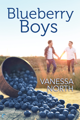 Cover Blueberry Boys by Vanessa North