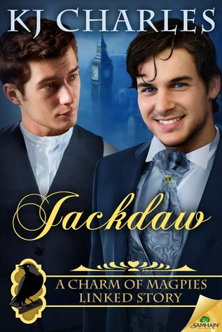 ?Review: Jackdaw, by K.J. Charles (The World of A Charm of Magpies)