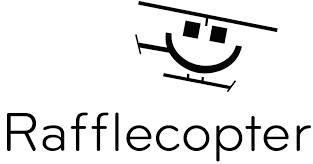 Rafflecopter Logo - clear bkgrnd