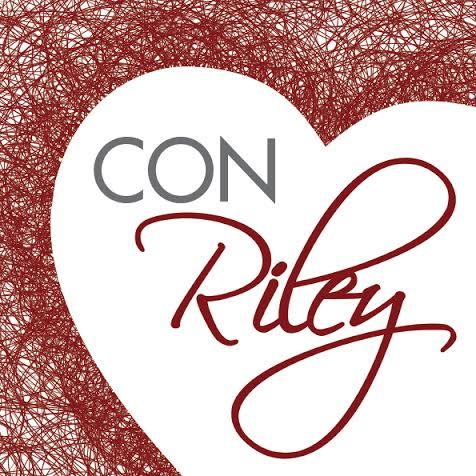 Author Con Riley