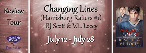 Changing Lines Promo Banner