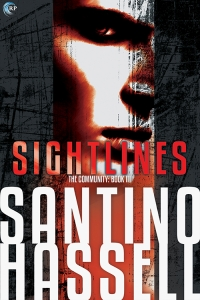 Release Day Blitz and Review: Sightlines by Santino Hassell