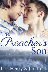 Book Cover: The Preacher's Son